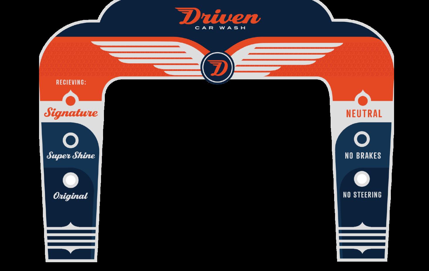 driven-arch 1